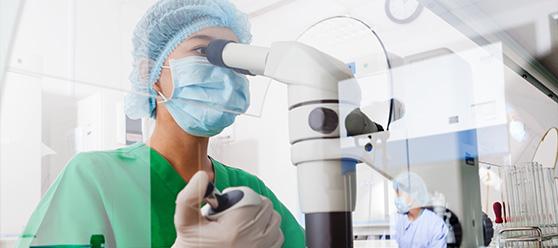 Machine Vision, Biowissenschaften