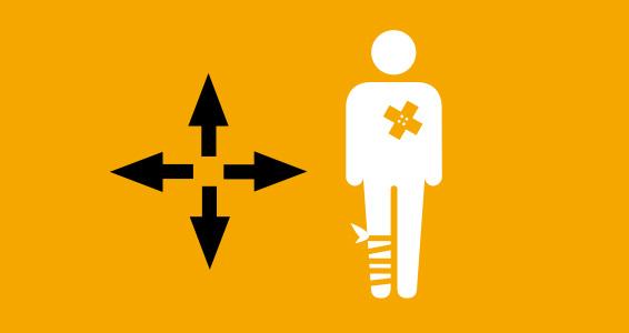 Patienten Positionserkennung