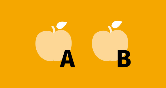 Klassifizierung von Obst und Gemüse