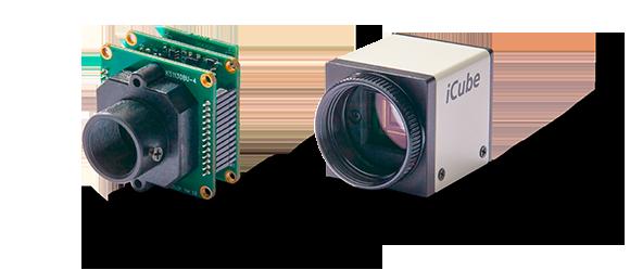 iCube Kamera für Machine Vision